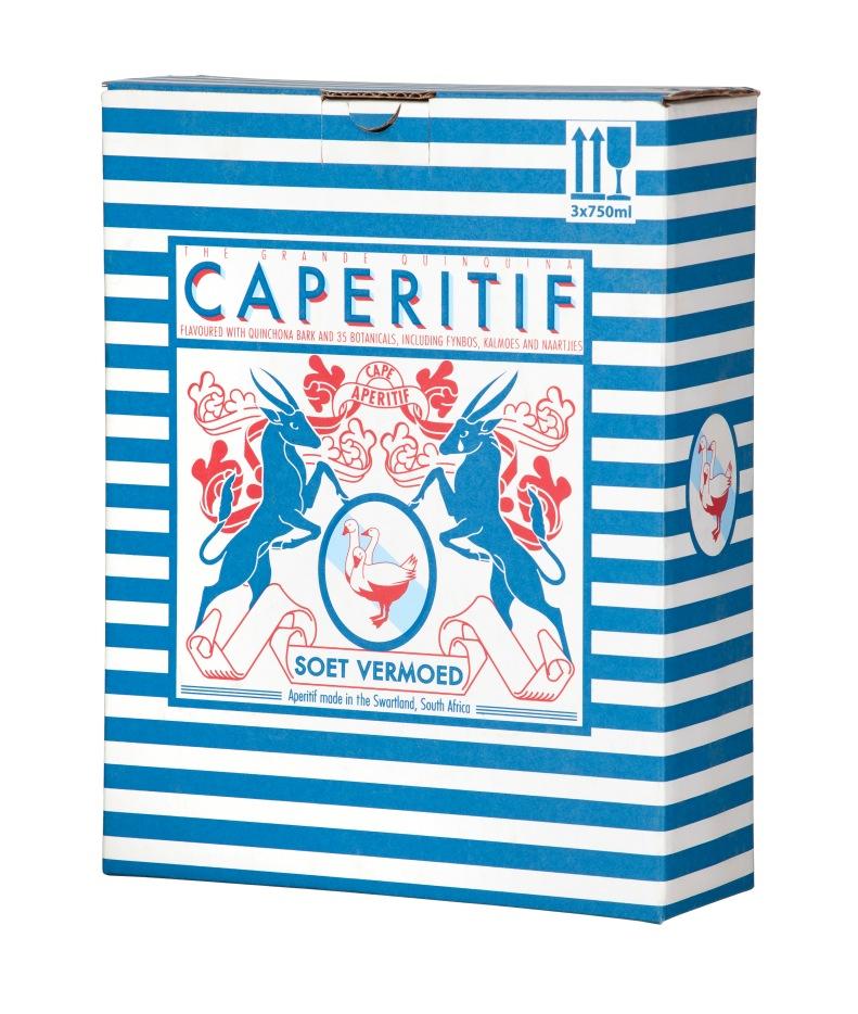 Caperitif Soet Vermoed 3xBox